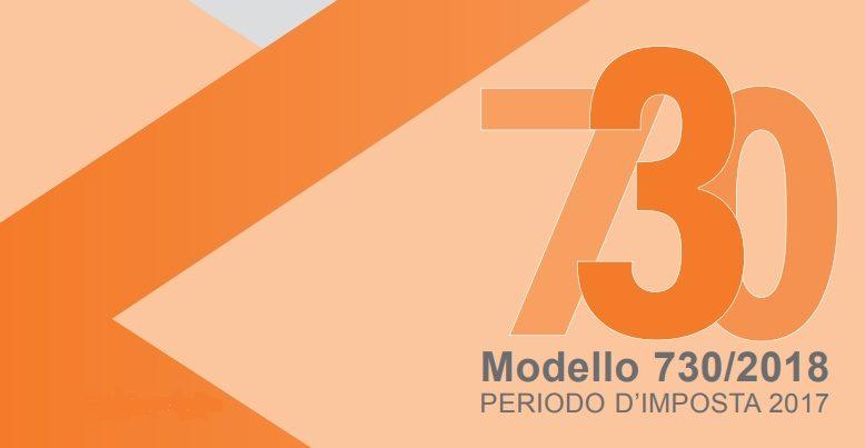 Presentazione Modello 730 2018 Redditi 2017