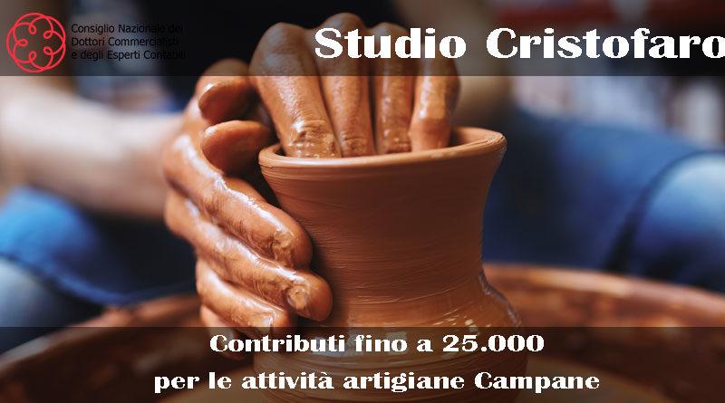 Contributi settore Artigiano Regione Campania