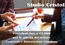 Contributi settore Commercio Regione Campania