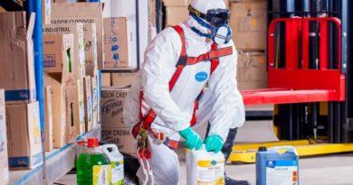 Credito Imposta sanificazione ambienti di lavoro